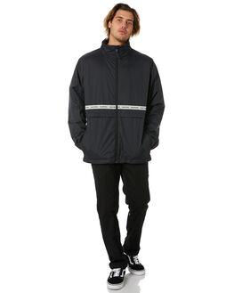 TRUE BLACK MENS CLOTHING BURTON JACKETS - 21730100001