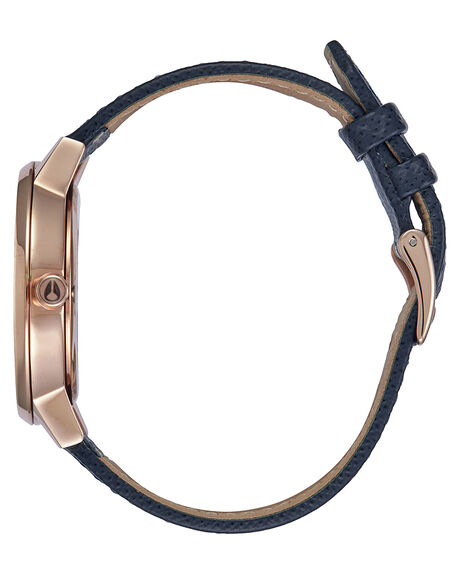 NAVY  ROSE GOLD WOMENS ACCESSORIES NIXON WATCHES - A1082195