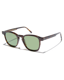 GREEN MENS ACCESSORIES SUPER BY RETROSUPERFUTURE SUNGLASSES - NB4GRN