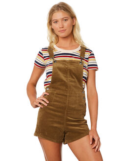 MOSS OUTLET WOMENS AFENDS PLAYSUITS + OVERALLS - W181881MOSS