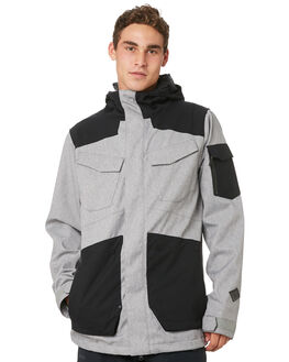 HEATHER GREY BOARDSPORTS SNOW VOLCOM MENS - G0651909HGR