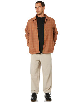 GOLD MENS CLOTHING MISFIT JACKETS - MT005501GOLD