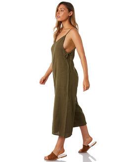 DEEP JUNGLE WOMENS CLOTHING BILLABONG PLAYSUITS + OVERALLS - 6581152JUNG