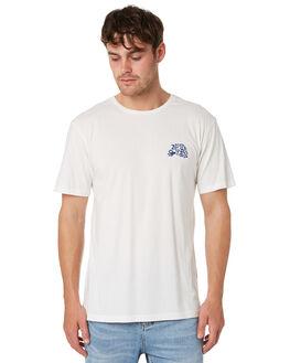 NATURAL MENS CLOTHING ALOHA ZEN TEES - ALZLOTUSNAT