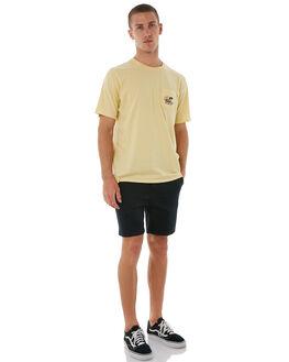 LEMON WASH MENS CLOTHING HURLEY TEES - AJ1771721
