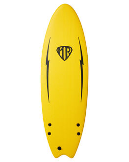 YELLOW BOARDSPORTS SURF OCEAN AND EARTH SOFTBOARDS - SESO56MRYEL