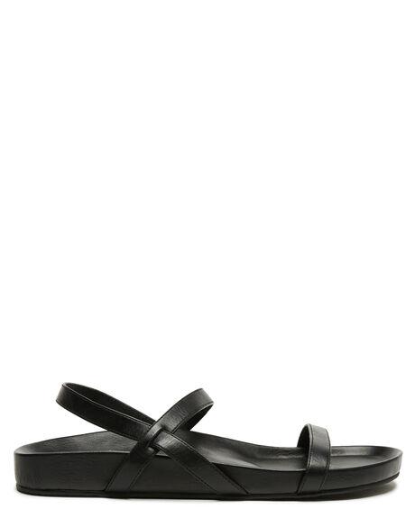 BLACK WOMENS FOOTWEAR ST SANA FASHION SANDALS - ST211S304BLK