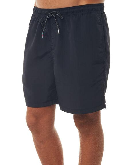 BLACK MENS CLOTHING QUIKSILVER BOARDSHORTS - EQYJV03344KVJ0
