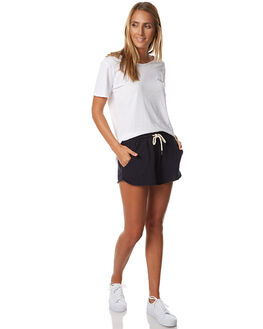 NAVY WOMENS CLOTHING ALL ABOUT EVE SHORTS - 6483055NVY