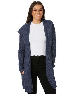 VINTAGE NAVY WOMENS CLOTHING VOLCOM KNITS + CARDIGANS - B0711705VNY