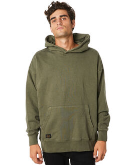 IVY GREEN MENS CLOTHING THRILLS JUMPERS - TW20-225FIVYGN