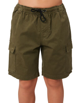 MILITARY KIDS BOYS SWELL SHORTS - S3193236MILIT