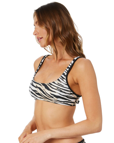 NATURAL OUTLET WOMENS TIGERLILY BIKINI TOPS - T303562NAT