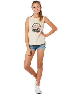 BEACH BLUE KIDS GIRLS BILLABONG SHORTS + SKIRTS - 5582271BCU