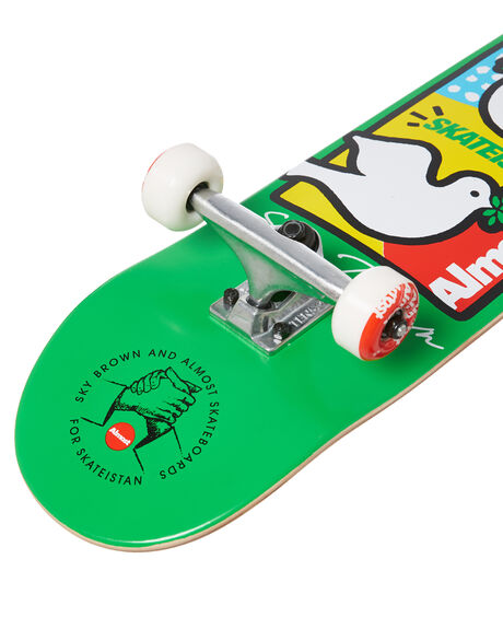 GREEN BOARDSPORTS SKATE ALMOST COMPLETES - 10523219GRN