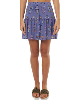 CORNFLOWER WOMENS CLOTHING TIGERLILY SKIRTS - T371273CORN