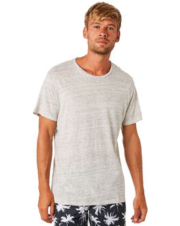 ASH MARLE MENS CLOTHING ACADEMY BRAND TEES - 19S404AMRL