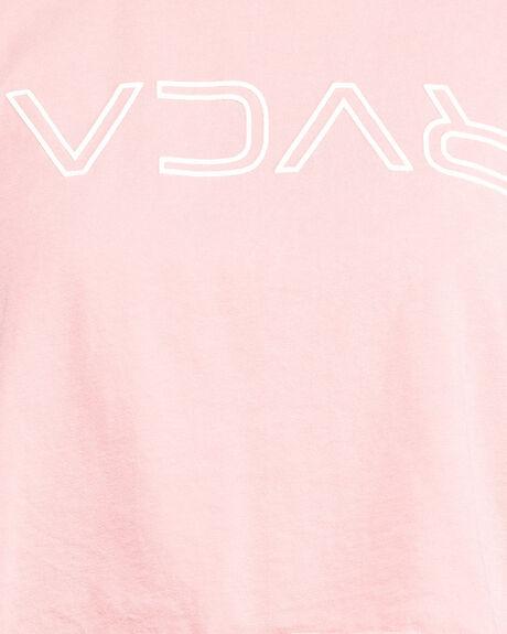 FLAMINGO WOMENS CLOTHING RVCA SINGLETS - RV-R205661-FLM