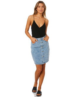HEART OF STONE WOMENS CLOTHING LEVI'S SKIRTS - 57656-0000HOFS