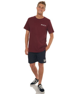 TAWNY PORT MENS CLOTHING RVCA TEES - R172060TPRT