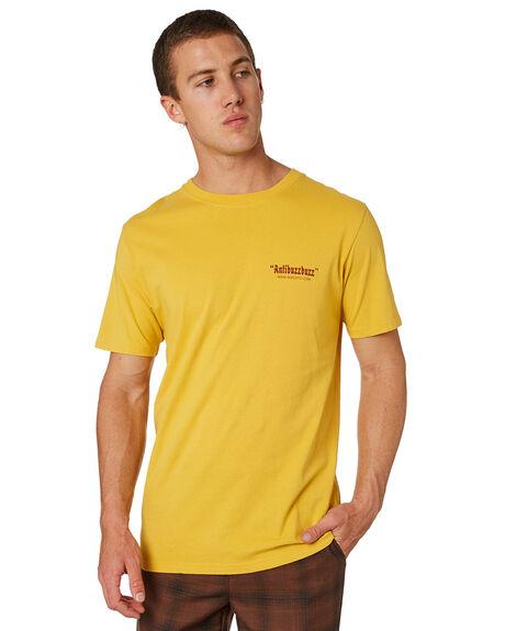 YELLOW MENS CLOTHING INSIGHT TEES - 5000003584YELLW