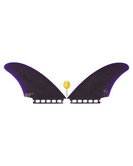 PURPLE BOARDSPORTS SURF CAPTAIN FIN CO. FINS - CFF4411818PURP
