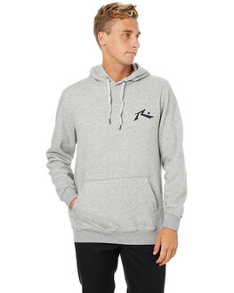 GREY MARLE MENS CLOTHING RUSTY JUMPERS - FTM0781GM1