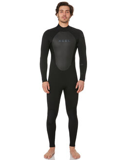 BLACK BOARDSPORTS SURF XCEL MENS - XL-MT43AX18-BLK