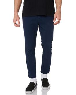 UNION BLUE MENS CLOTHING LEE PANTS - L-606541-BM3UBLU