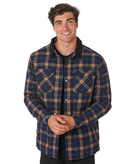 NAVY MENS CLOTHING SWELL JACKETS - S5194385NAVY