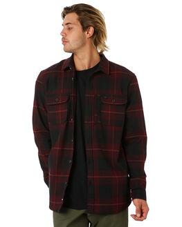 WINE MENS CLOTHING GLOBE SHIRTS - GB01834010WINE