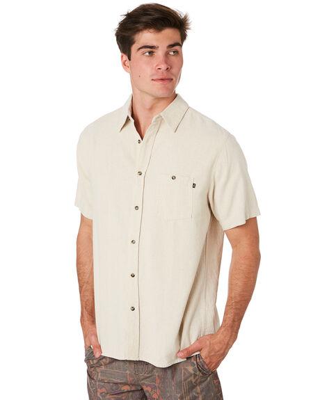 SABLE MENS CLOTHING RUSTY SHIRTS - WSM0905SAB