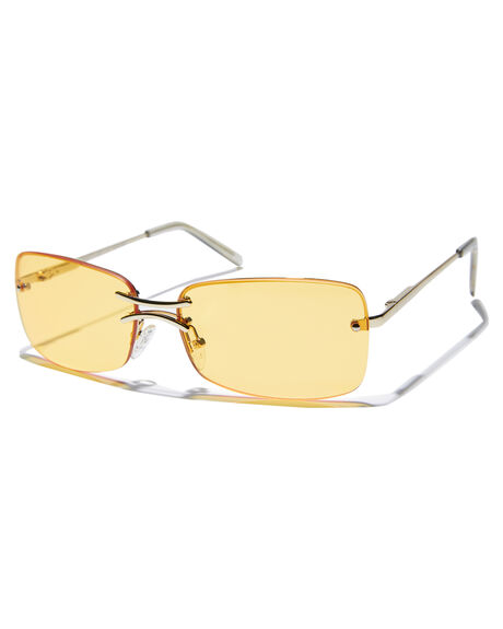GOLD WOMENS ACCESSORIES LE SPECS SUNGLASSES - LSP2002162GLD
