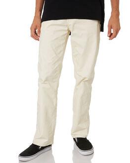 WHITE OUTLET MENS VOLCOM PANTS - A1111950WHT