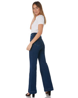 DREAM BLUE WOMENS CLOTHING ROLLAS JEANS - 12887-1536