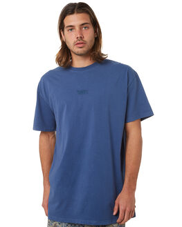 BLUE STEEL MENS CLOTHING RUSTY TEES - TTM2005BST