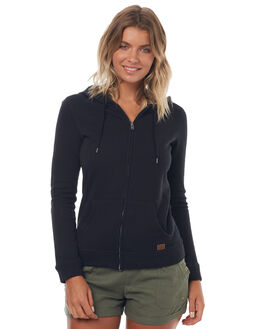 ANTHRACITE WOMENS CLOTHING ROXY JUMPERS - ERJFT03599KVJ0