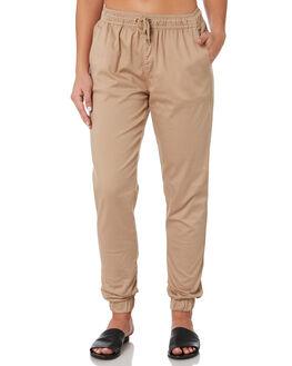 TAN WOMENS CLOTHING SWELL PANTS - S8161195TAN