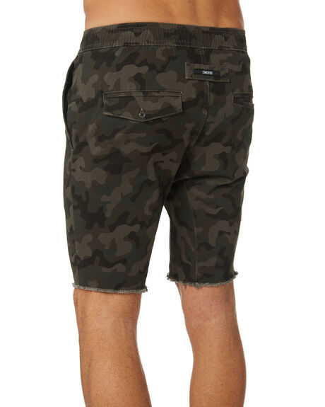 DARK CAMO MENS CLOTHING ZANEROBE SHORTS - 600-MTGIDCAM