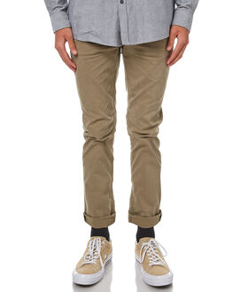 DESERT GREEN MENS CLOTHING NUDIE JEANS CO PANTS - 120112DES