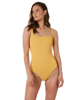 MARIGOLD WOMENS SWIMWEAR ZULU AND ZEPHYR ONE PIECES - ZZ3015MRGLD