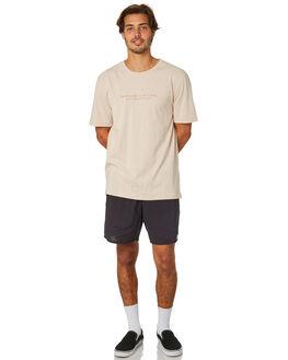 CHARCOAL MENS CLOTHING RHYTHM SHORTS - JAN19M-JM02-CHA