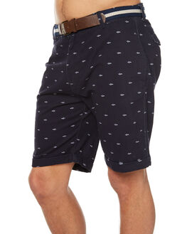 NAVY MENS CLOTHING ACADEMY BRAND SHORTS - 18S652NVY
