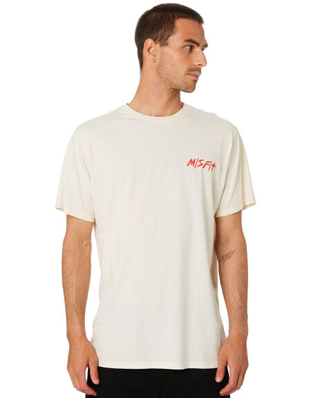 OFF WHITE MENS CLOTHING MISFIT TEES - MT005001OFFWT