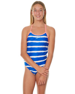 COAST SPEED KIDS GIRLS SPEEDO SWIMWEAR - 4247B-6454