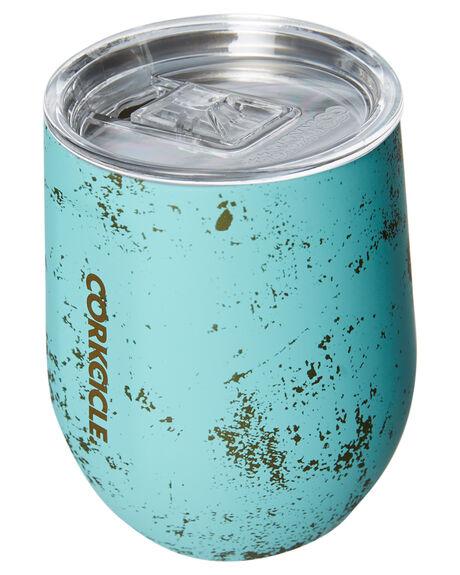 BALI BLUE WOMENS ACCESSORIES CORKCICLE DRINKWARE - CI4SBBSBBLU