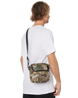 LODEN MENS ACCESSORIES HUF BAGS + BACKPACKS - AC00188-LODEN
