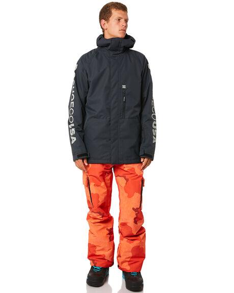 BLACK BOARDSPORTS SNOW DC SHOES MENS - EDYTJ03072KVJ0