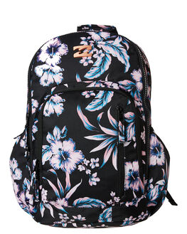 BLACK WOMENS ACCESSORIES BILLABONG BAGS + BACKPACKS - 6682011BLK