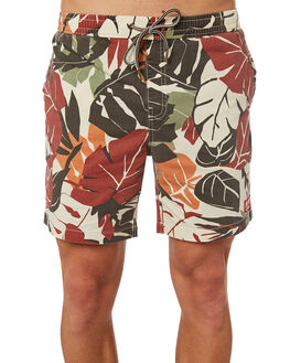 MULTI MENS CLOTHING DEUS EX MACHINA BOARDSHORTS - BDMS82635MUL